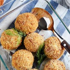Baked Canned Salmon Balls Easy To Follow Video Tutorial