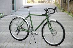 SURLY disk trucker | BUILT BY BLUE LUG