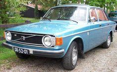 Volvo 144 GL 1973