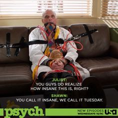 Image result for list of psych episodes