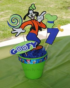 Mickey Mouse Clubhouse Birthday Party Ideas | Photo 1 of 10
