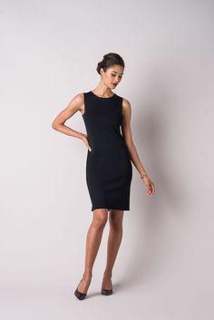 Ming Wang Fashion Basics Fall 2017 | Little Black Dress | Wear To Work | Timeless Fashion | Style