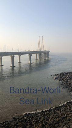 Bandra Worli Sea Link, Mumbai City, Beach, Water, Outdoor, Gripe Water, Outdoors, The Beach, Beaches