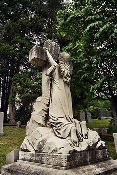 Sleepy Hollow Cemetery - Upstate New York