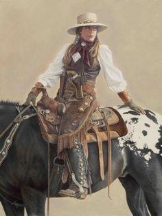 Ann Hanson http://www.owensvalleyhistory.com/modern_cowgirls04/modern_cowgirls04.html