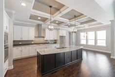 Kitchens - Cornerstone Homes