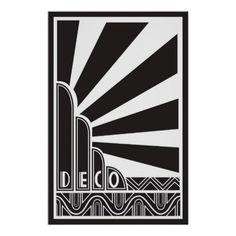 Art Deco Posters | Leer más ... Leer menos ...