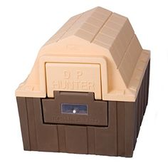DP Hunter Insulated Dog House ** Check this awesome product by going to the link at the image.
