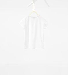 ZARA - KIDS - Shiny T-shirt