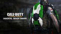 advance warfare exo - suit