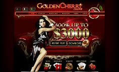 Different #jackpots are to be #found at Golden Cherry >> jackpotcity.co/r/95.aspx