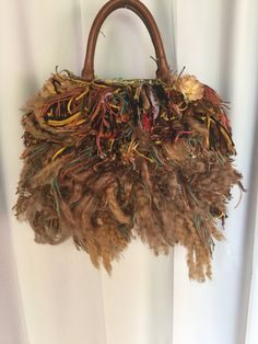Up Cycled Women's Designer BagOne Of A Kind от CarmenBuryByHand