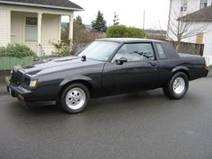 1987 Buick Grand National Maintenance/restoration of old/vintage vehicles: the material for new cogs/casters/gears/pads could be cast polyamide which I (Cast polyamide) can produce. My contact: tatjana.alic@windowslive.com