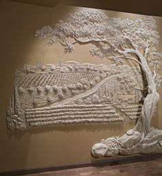 Drywall Texture And Art On Pinterest Drywall Plaster And Plaster Art