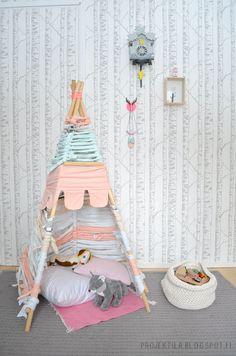 Diy Tipi Diy Tipi, Room Inspiration, Toddler Bed, Blog, Furniture, Home Decor, Child Bed, Decoration Home, Room Decor
