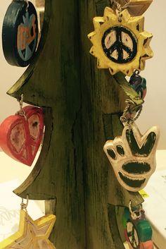 Fairtrade kerstboom @ wereldwinkel Culemborg