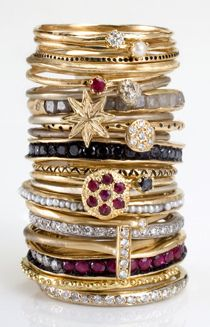 Looking for awesome stacking rings