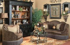 1000 Images About Living Rooms On Pinterest Tuscan