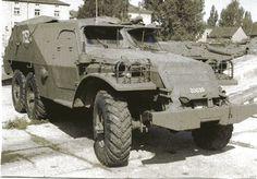 БТР-152В1 советский бронетранспортер / BTR-152В1 Soviet armored personnel carrier