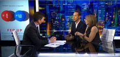 CNN Tonight: Katie Couric & Mark Hyman, MD – Fed Up documentary