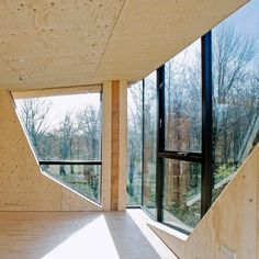 Invisible Studio with AA Inter 2's timber Caretaker's House at Hooke Park
