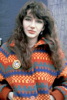 """ our-young-cathy-bush: ""Kate Bush in Holland, "" Bae ♥♥ "" Classic Rock Artists, Music Like, Paramore, Female Singers, Record Producer, Music Artists, Style Icons, Actors & Actresses, Celebs"