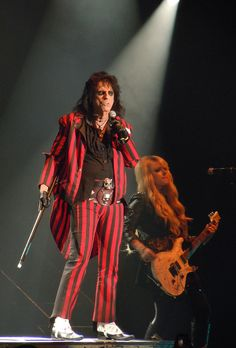 Saw Alice Cooper in Bournemouth October 2012 as part of his Halloween tour #rock #music #concert
