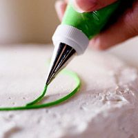 Cake Decorating Basics (BHG). Lots of good information and some recipes for frosting, etc.