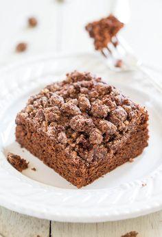 ... mocha cake cocoa crumble topped chocolate mocha cake it s hard