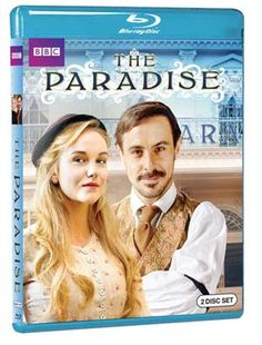 Set amidst the Victorian splendor of Britain's first department store, The Paradise is a rags-to-riches story of a young girl who falls in love with the intoxicating charms of the modern world. As Denise (Joanna Vanderham, Dancing on the Edge, What Maisie Knew) finds her feet as a lowly shopgirl, she must navigate her way through power struggles, intrigues and affairs.