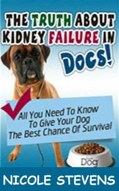 22 Best Kidney Support For Dogs Images Dogs Natural