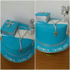 Blue and white Confirmation Cakes, Alex And Ani Charms, Chloe, Blue And White, Bracelets, Jewelry, Jewlery, Jewerly, Schmuck