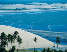 Jericoacoara, Ceará, Brazil. The most beautiful place that I have visited!!!!