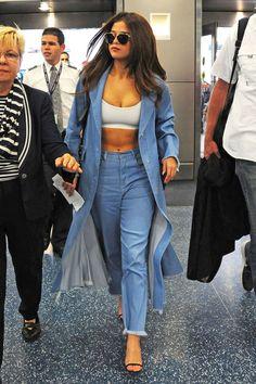 Best Looks: Selena Gomez - http://ELLE.com