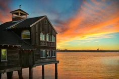 Seaport Village 2/16/14 by Martin Mann