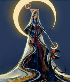 Entry for the Sailor Moon-themed Character Design Challenge! by Arch Arus - this is very interesting. Sailor Moons, Sailor Moon Crystal, Arte Sailor Moon, Sailor Moon Fan Art, Sailor Moon Usagi, Sailor Venus, Sailor Pluto, 5 Anime, Anime Art