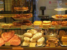 Enjoy tasty treats at a Heidelberg bakery