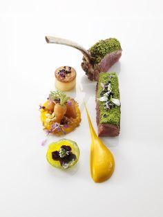 Francine Zaslow lamb grill