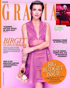 12x Grazia € 25,-: Grazia is de eerste wekelijks verschijnende glossy met een mix van mode & beauty, emotionele real life stories en goed geinformeerd celebritynews.