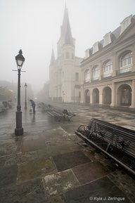 this is the picture of New Orleans where most of the play takes place.