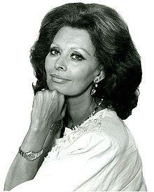 GRANDES ACTORES Y ACTRICES de Hollywood: Sophia Loren )( Filmografia )( ACTRÍZ )