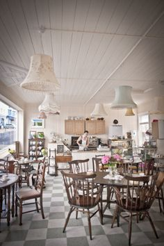 A perfect amalgamation of vintage tea room, awesome activities and ...
