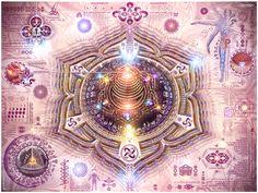 Universal Transmissions - Bio-Energetic Vortexes - Vortex No: 2 - Flow More at www.universal-transmissions.net #universaltransmissions #hakanhisim #energyvortex #alienchakras #sacraltchakra #swadhisthana #alienlanguage #dmt #codex #cipher #sacredgeometry #bioenergeticvortexes #occult #xenolinguistics