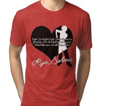 """""""Kyo Quote Black"""" by Sedated-Sanity   Redbubble"""
