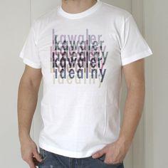 Kawaler idealny Koszulka męska (proj. One Mug a Day), do kupienia w DecoBazaar.com