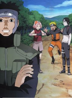 Naruto Shippuden Episode 290: Power
