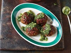 Vegetarian Meatballs from The Meatball Shop