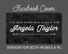 Facebook Cover Facebook Timeline Facebook by TheUnicornPress