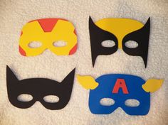 Ooooooo!  Party favors. Or cool craft idea for the kids  to make.