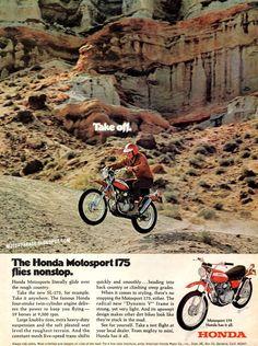 Honda, USA, 1970